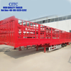 semi-trailer for transporting animals used cargo trailers sale