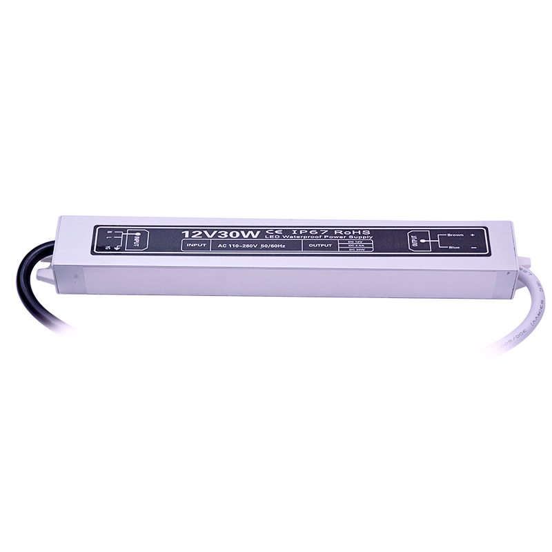 Factory Wholesale Led Tube Driver Strip Light 12v 30w Switch Power Supply 40w