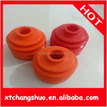 Low price hight quatity rubber bellow dust cover car wheel hub cap shock absorber dust cover for q7 oe#7p6616039n