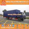 DONGFENG 4X2 10m3 loading capacity 170hp 6wheels delivery van truck with excellent quality and reasonable price for export.
