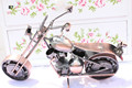 2016 Retro Motorcycle Models Metal Crafts Motorcycle Models