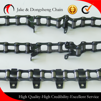 Factory wholesale agricultural roller chain, ZGS38 agricultural chain, S42 agricultural chain