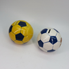Painted Custom Football Shaped Ceramic Coin