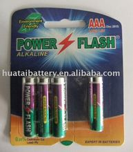 LR03 AM-4 AAA Alkaline Battery