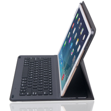 Magnetically Detachable Wireless Keyboard Leather Case for iPad Pro 12.9 inch