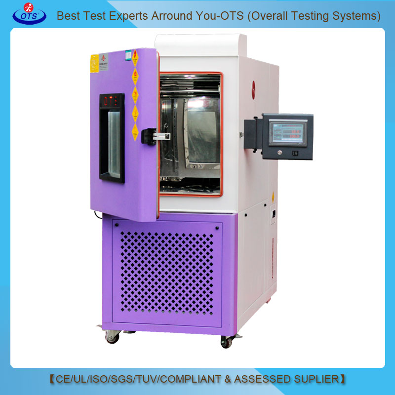 Electronic Laboratory Test Equipment Environmental chamber durability Temperature and humidity testing machine for PCB testing