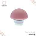 China suppliers mini sonic facial cleansing brush head