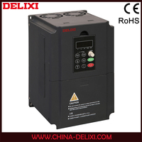 DELIXI superior performance Variable frequency inverter, sensorless vector ac drive,voltage converter 220 380