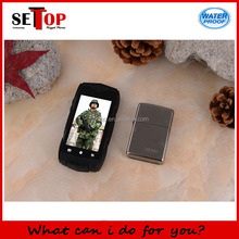 Waterproof Discovery V10 Dual Sim 3G WiFi Android 4.3 Mini Smartphone