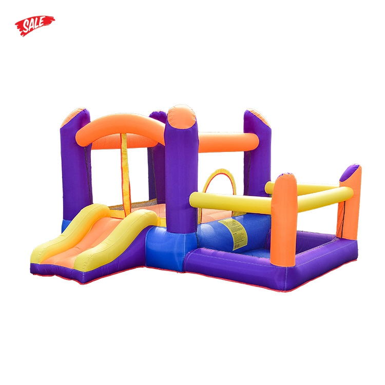 Customizable Inflatable Park Inflatable Bouncer Bouncing Castles Inflatable With <strong>Water</strong>
