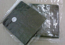 Hot sale Best quality roasted sushi nori yaki seaweed dried nori 19*21 A/B/C/D grade 50/100 sheets per bag