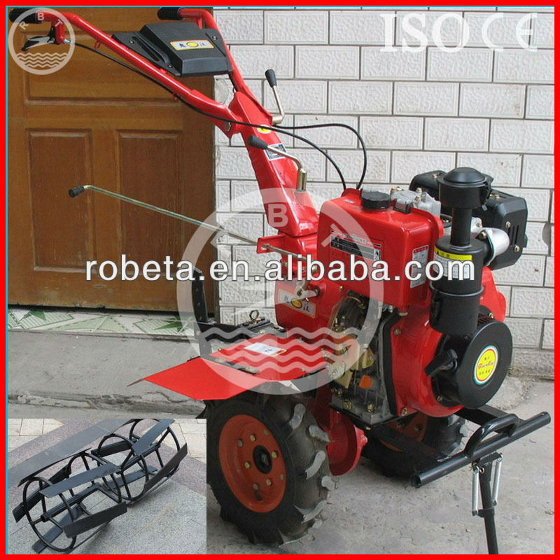 Agricultural mini tiller cultivator/mini tractor
