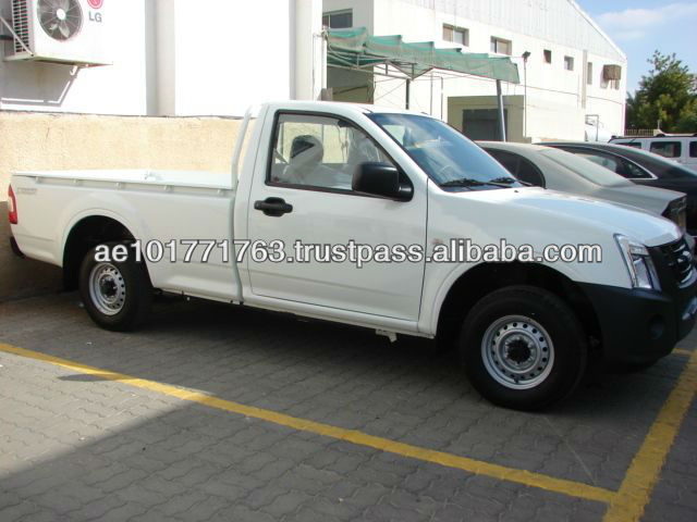 ISUZU SINGLE CABIN PICK UP DIESEL 4X2 DMAX
