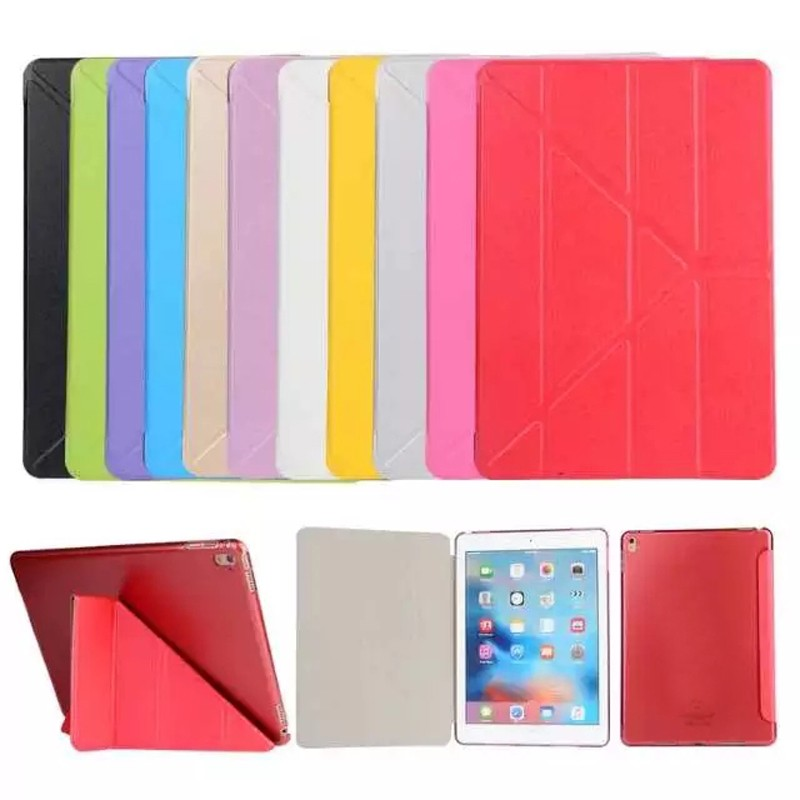 Transformer PU Leather Magnetic Cover Smart Stand Case for iPad 2 3 4 Mini 2 3 4 Air 1 2 Pro 9.7