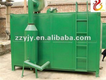 New energy saving charcoal carbonization furnace machine THL-8