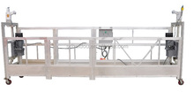Zlp630 Hot Galvanized Suspended Platform