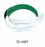 PU Open Ended Timing Belt T5+NFT