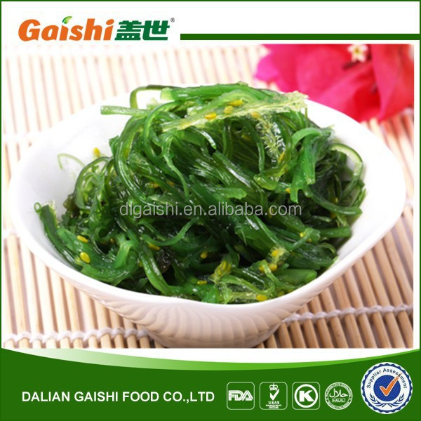 Hot Sale High Qulaity Delicious Japanese Sushi Food Green SaladsS018