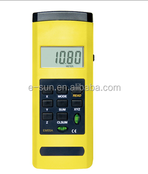 All-sun EM55A Digital Ultrasonic Distance Measurer