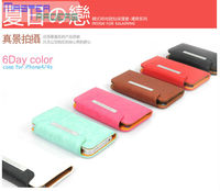 wallet case for iPhone 4 44S MT-0311