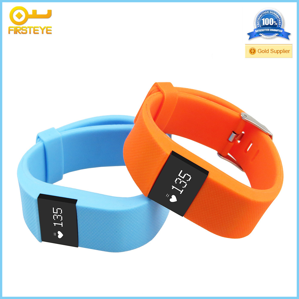 Wristband Oled Display Smart Bracelet - Buy Fashion Smart Wristband