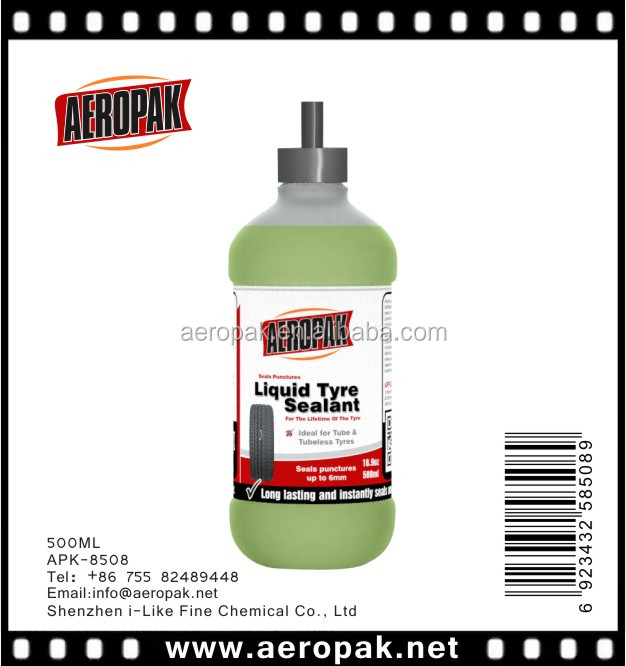 Magic Liquid Tyre Sealant for Tubeless Tyre with the lowest price