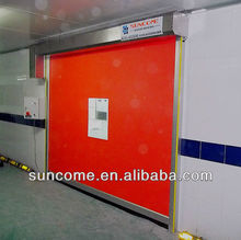 Suncome High Performance and Durable Fabric Rapid Rolling Shutter