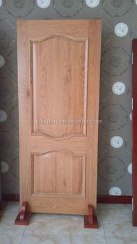 Solid Wood Veneer Interior Door Mdf, Making Mdf Door