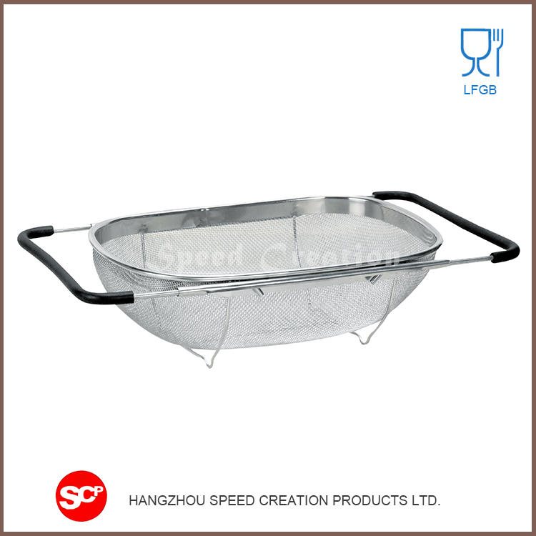 Competitive Hot Product Rectangular Colander