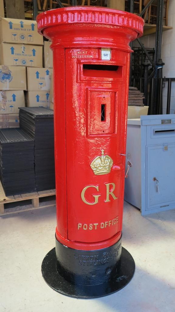 Body Central Sale >> Steel Red Mailbox Large Post Box For Sale / Mailbox ...