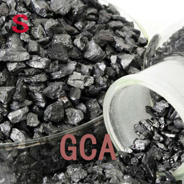 hot sale Gas Calcined Anthracite/GCA/CAC with competitive price
