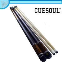 CUESOUL Cost-effective Canadian Maple Shaft Pool Cue