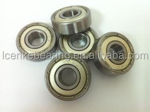 High speed low noise deep groove ball bearing 6203 for ceiling fan