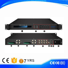 4 in 1 DVB-S2 HD IRD for TV Station