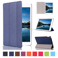 7.9 Inch High Quality Tri-Folding Smart Flip Leather Tablet Case Hot Cover for Ipad Mini 4