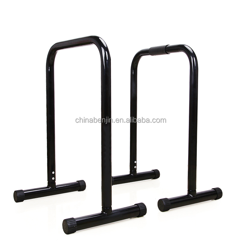 Indoor Workout Trainer Gym Fitness Equipment Durable Portable Muscle Building Equipment Parallel Bar Pull Up Station Dis Stand
