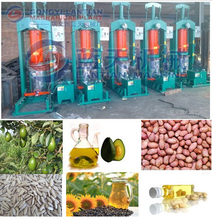 Lantian Brand of Hydraulic cold pressed avocado oil machine/avocado oil press/avocado oil extraction
