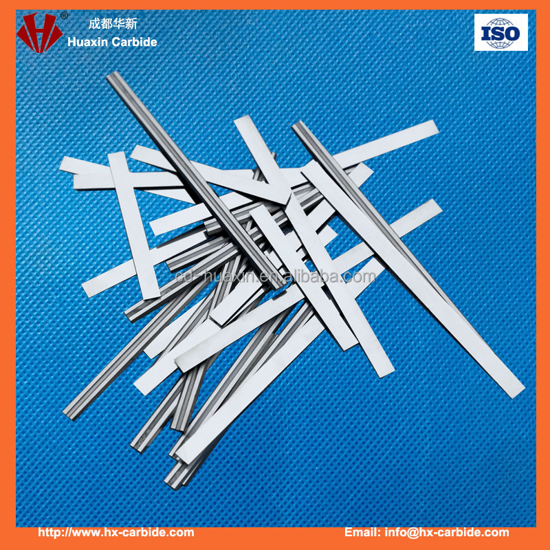 TCT Wood Planer Knives, carbide strips manufacturers for woodworking