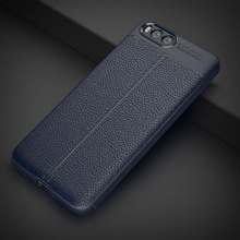 new product soft pu leather cell phone case for xiaomi 6