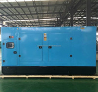With Cummins Engine 25kva to 2000kva Diesel Generator Silent
