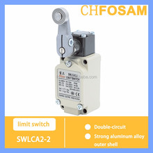 Strong aluminum cast outer shell IP66 250VAC limit switch SWLCA2-2