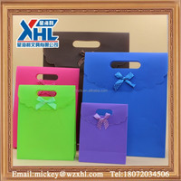 hexagon grain pp gift bag plastic stick bag