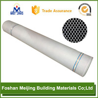 mosaic polyester mesh plastic mesh grille material for paving mosaic