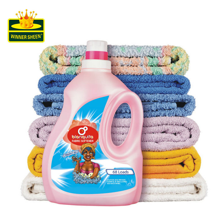 Blanquita New Formula Fabric Softener For Clothes Washing