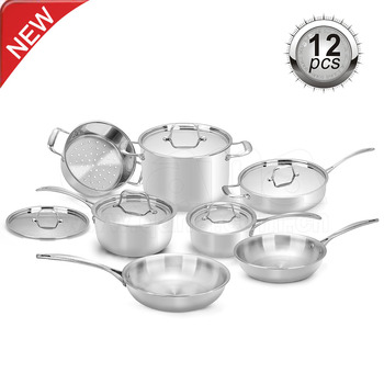 TOP sale Best kitchen cookware sets clearance pot and pans item ...