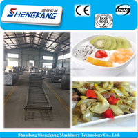 Small Pasteurizing line /Pickled vegetables pasteurizer