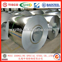 Factory supply 304/316 stainless steel coil 2B/BA finish with high quality and cheap price