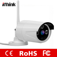 P2P Technology outdoor cctv camera Ithink waterproof and dustproof wireless wifi camera
