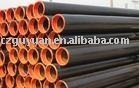hot rolled seamless steel tube for fluid