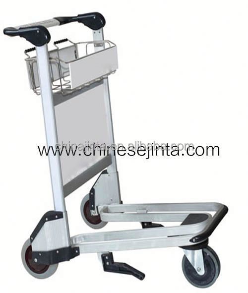 Folding luggage cart airport luggage trolley luggage cart for travel
